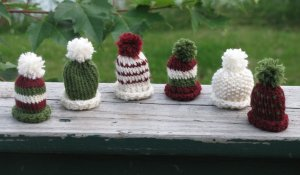 Miniature Hat Ornaments