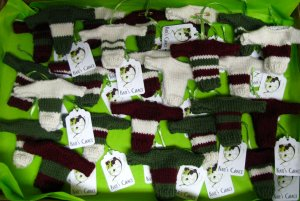 24 Sweater Ornaments